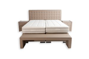Henson Design elektrische Boxspring oxford
