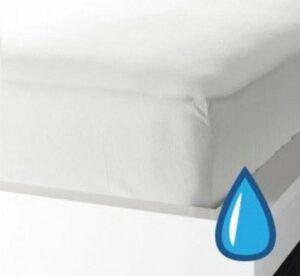 Matrasbeschermer – Waterdicht – Wit